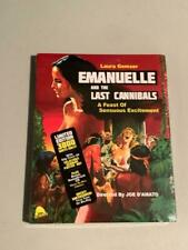 Emanuelle and the Last Cannibals blu-ray D'Amato Laura Gemser Severin NEW SLIP