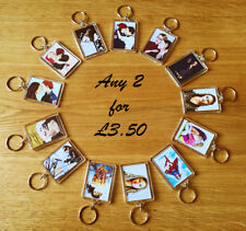 2 keychains for £3.50 offer. Lexa, Clexa, Wayhaught, Sanvers, Sense8, The 100