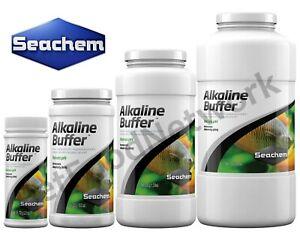 Seachem Alkaline Buffer Asst Size  Free Shipping