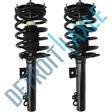 1996-2007 Ford Taurus Mercury Sable Pair (2) Complete Front Strut & Coil Spring