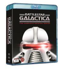 Battlestar Galactica Complete Original Series Blu Ray