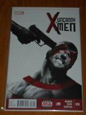 X-MEN UNCANNY #18 MARVEL COMICS MAY 2014 NM (9.4)