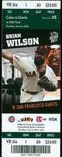 2012 Giants vs Cubs Ticket: Barry Zito earns 150th career win in Giants' victory