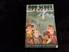 54.  Boy Scout 1966 Hiking Cover Handbook