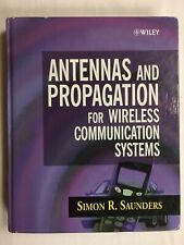 Antennas And Propagation For Wireless Communication Systems Simon Saunders 2004
