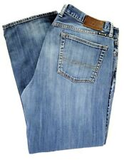 Lucky Brand Mens 361 Vintage Straight Leg Stretch Jeans Med Wash Size 38 x 32