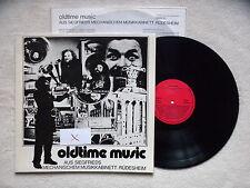 LP OLDTIME MUSIC AUS SIEGFRIED'S MECHANISCHEM MUSIKSALON RUDESHEIM §