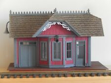 G Gauge, Assembled And Illuminated, Victorian Station