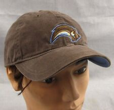 Buffalo Sabres Hat Women's Strapback Cap Brown Reebok NHL Ladies Hockey