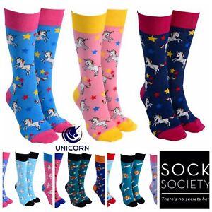 Sock Society Animal Novelty Cotton Men Women Gift Fancy Socks SIZE7-14 CUTE