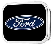 FORD Gürtelschnalle Original Produkt USA Logo Truck F-150 Pick Up Trucks Racing