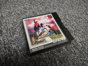 GENUINE SNK NEO GEO POCKET GAME - NEO GEO CUP 98 SOCCER - COMPLETE IN BOX - VGC
