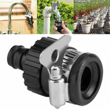 Hose Connector Tap Adapter Universal  Hose Pipe Connector Mixer Kitchen Bath uk