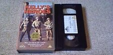 KELLY'S HEROES MGM UK PAL VHS VIDEO 1994 Clint Eastwood Donald Sutherland