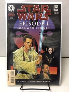 Star Wars Episode 1 Obi-Wan Kenobi #1 - Darth Maul - NM- (9.2) - Dark Horse, '99