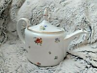 Edelstein porcelain teapot tea kettle coffee teapot antique teapot German porcel