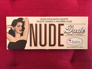 The Balm - Nude Dude Vol 2 Palette