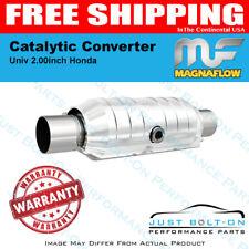 Magnaflow Catalytic Converter Univ 2.00inch Honda - 99354HM