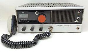 Lafayette comstat 35 radio cb valvolare old school tube cb radio trasmittente