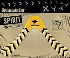 Bumerang Boomerang Fan Spirit robuster klassischer  Einsteiger Sportbumerang