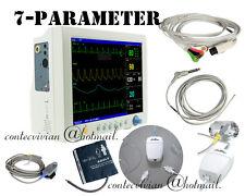 CONTEC CMS 7000 Vitalpatientenmonitor EKG NIBP SpO2 PR bzw. Temp EtCO2-