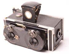 RIETZCHEL KOSMO-CLACK 45X107. Stereo Camera