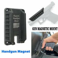 Rápido Dibujar cargado magnético invisible pistola pistola oculta Imán Monte titular
