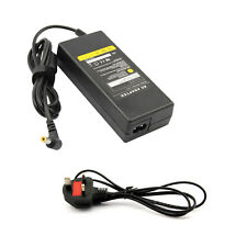 FOR TOSHIBA Equium A100 A200 SATELLITE PRO L40 LAPTOP CHARGER Adapter Power Cord
