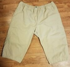 9c7889430c2509 Womens plus size 28 Women Within Capris, Pull on, Nice Pre-owned