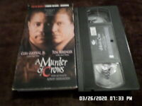 A Murder Of Crows (VHS) Cuba Gooding Jr., Tom Berenger