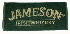 Jameson Irish Whiskey Cotton Bar Towel  500mm x 250mm (pp)