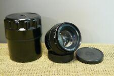 JUPITER - 8  F2 /50mm Russian lens M39 for RF camera (# 204)