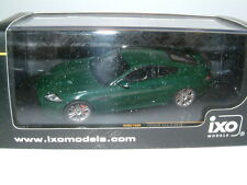 1/43 JAGUAR XKR-S 2010 IN RACING GREEN, IXO MOC138P