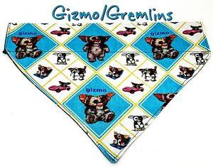 Gizmo/Gremlins Dog Bandana, Over the Collar dog bandana, Dog collar bandana