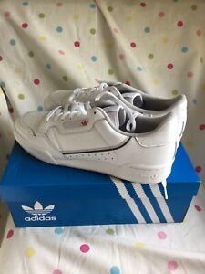 Mens Adidas Original Continetal 80 Sneakers. Uk Size 11 ( Adults)
