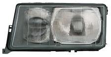 left side headlight for Mercedes W201 190 83-93 HALOGEN H3 H4 diffuser