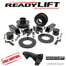 "ReadyLIFT 2.5"" Front Leveling Kit + Track Bar Bracket 11-20 Ford F250 F350 4WD"