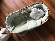 Moses Baby Basket 31X15X9