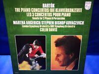 @PHILIPS 6768 053 *HOLLAND* ARGERICH* BARTOK THE PIANO CTOS* BISHOP /DAVIS* 2 LP