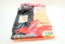 River City 201Crxl Luminator High Visibility Orange Rain Coat Detach Hood Xl