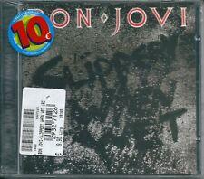 Jon Bon Jovi. Slippery When Wet (1986) CD NUOVO Wanted Dead Or Alive. Let It Roc