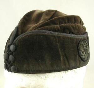 WW2 ERA GERMAN MILITARIZED MINER NATIONAL BUREAU OF MINES BERGBAU OVERSEAS HAT