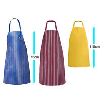 Waterproof Chef Apron Kitchen Butcher Cooking BBQ Catering Unisex Heavy Duty