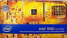 Intel SRCSAS18E RAID Controller      New Retail Box