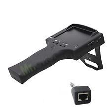 Tester cctv monitor 3.5 colori telecamera di videosorveglianza rete lan batteria