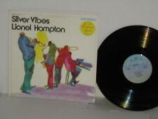 LIONEL HAMPTON Silver Vibes LP 1973 Tommy Flanagan CSP Blue Moon Teo Macero