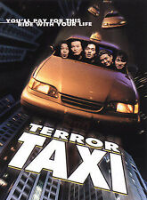 Terror Taxi (DVD, 2004, Full Screen, Region 1) Usually ships within 12 hours!!!
