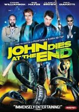 DVD JOHN DIES AT THE END * Chase Williams BUBBA HO-TEP New Sealed *