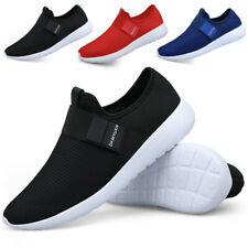 Men's Tennis Suit Breathable Outdoor Sports Running Jogging Sports Shoes Gym USA