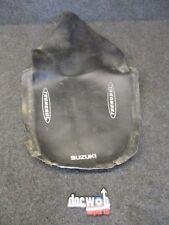 Suzuki RM125 RM250 1996-2000 Used Tecnosel black gripper seat cover RM3234